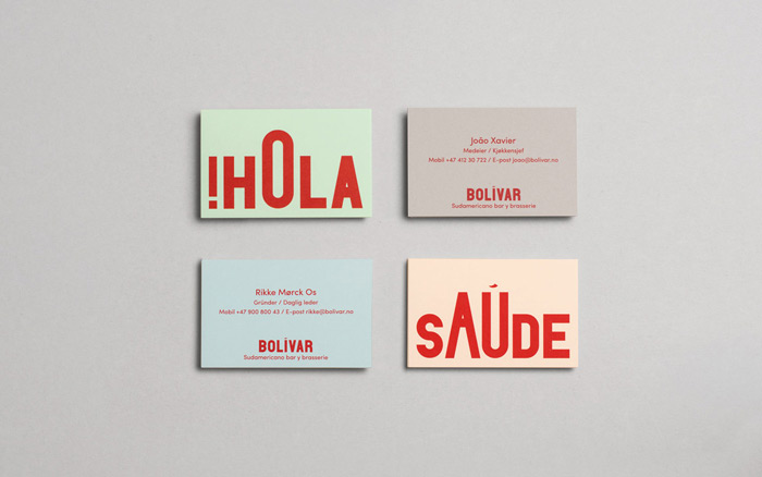 Heydays: Bolivar / on Design Work Life
