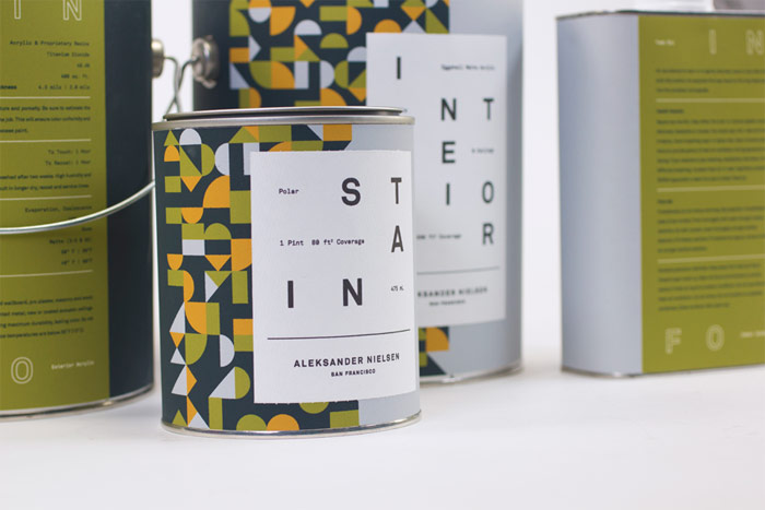 Josh White - Aleksander Nielsen Paint Collection / on Design Work Life