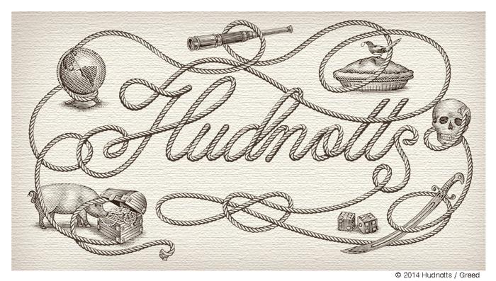 Steven Noble: Kate Hudnott Labels / on Design Work Life