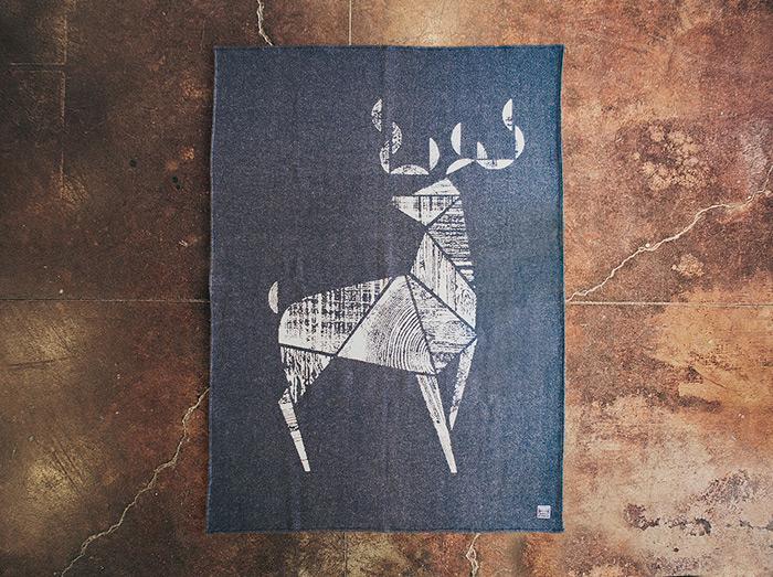 Studio MLPS: Faribault Woolen Mill Co. / on Design Work Life