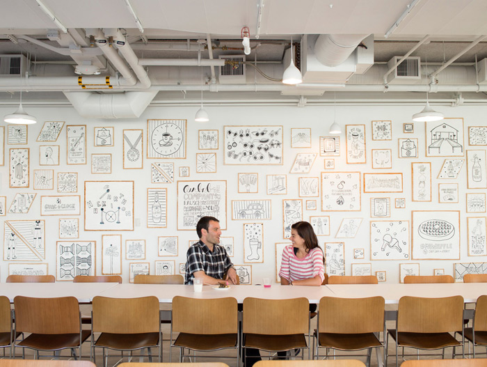 Timothy Goodman: Airbnb Installation / on Design Work Life