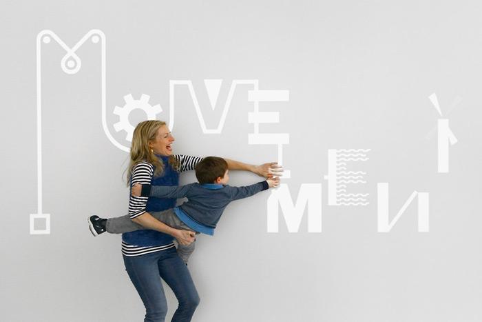 Tony Lee Jr.: MoMa Art Lab, Movement / on Design Work Life
