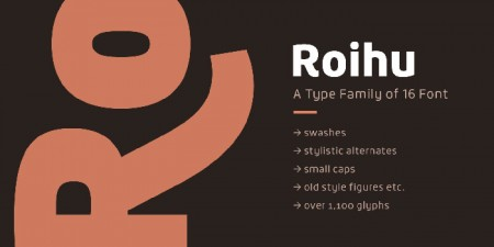 Type Love: Roihu / on Design Work Life