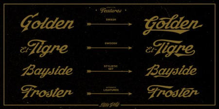 Type Love: Stay Gold / on Design Work Life
