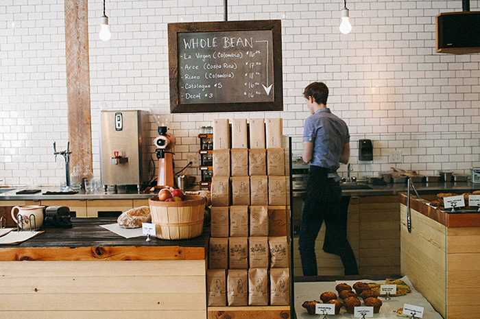 Vitae Design: Matchstick Coffee / on Design Work Life