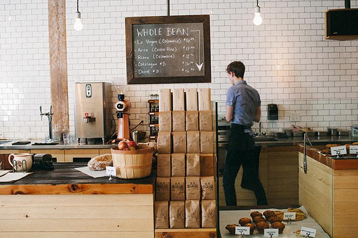 Vitae Design: Matchstick Coffee / on Design Work Life