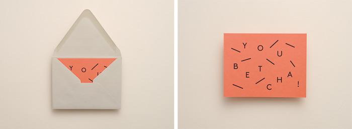 Vitae Design: Thank-you Cards / on Design Work Life