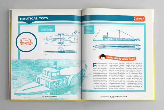 Wedge and Lever: Popular Mechanics / on Design Work Life