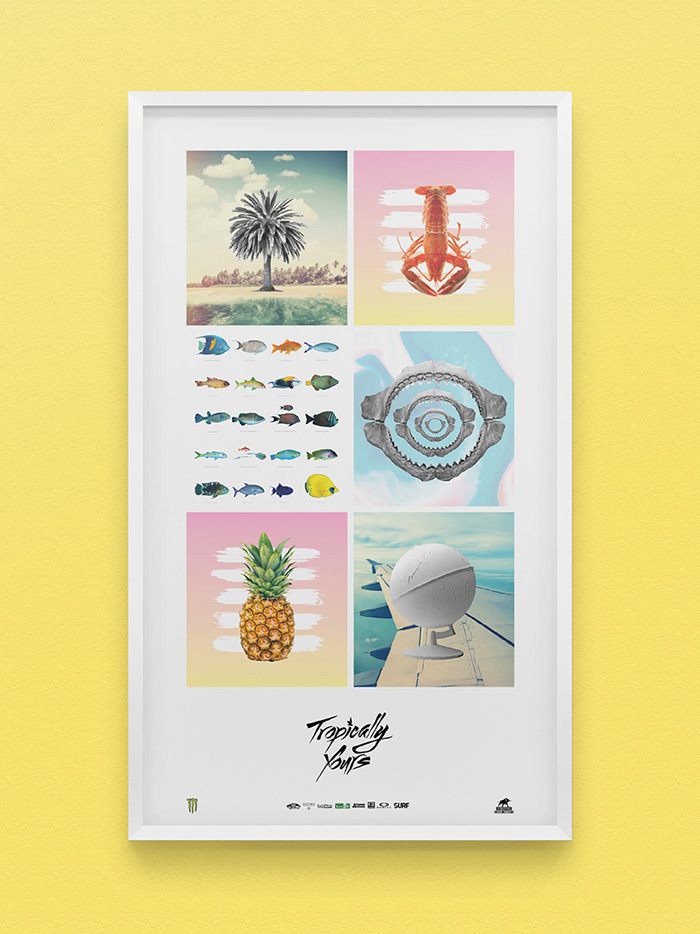 Wedge and Lever: Tropically Yours / on Design Work Life