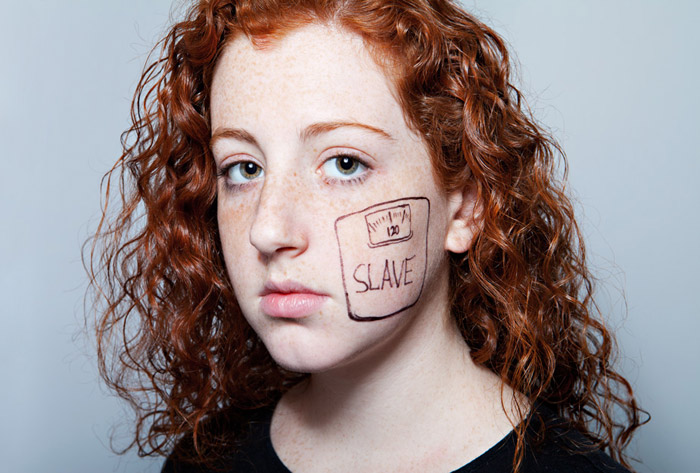 """What I Be Project / """"I am not my bulimia."""""""