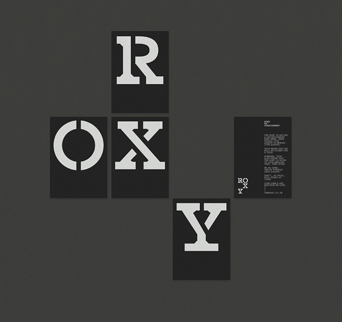D.T. Practice: The Roxy / on Design Work Life