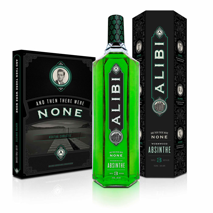 David P. L. Jones: Alibi Spirits / on Design Work Life