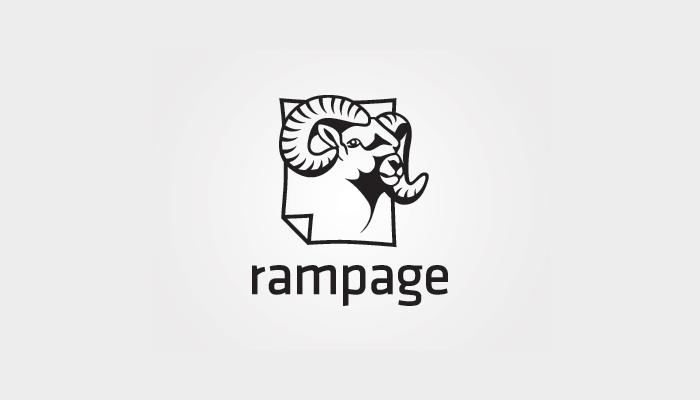 Erin E. Sullivan / Logo concept - Rampage