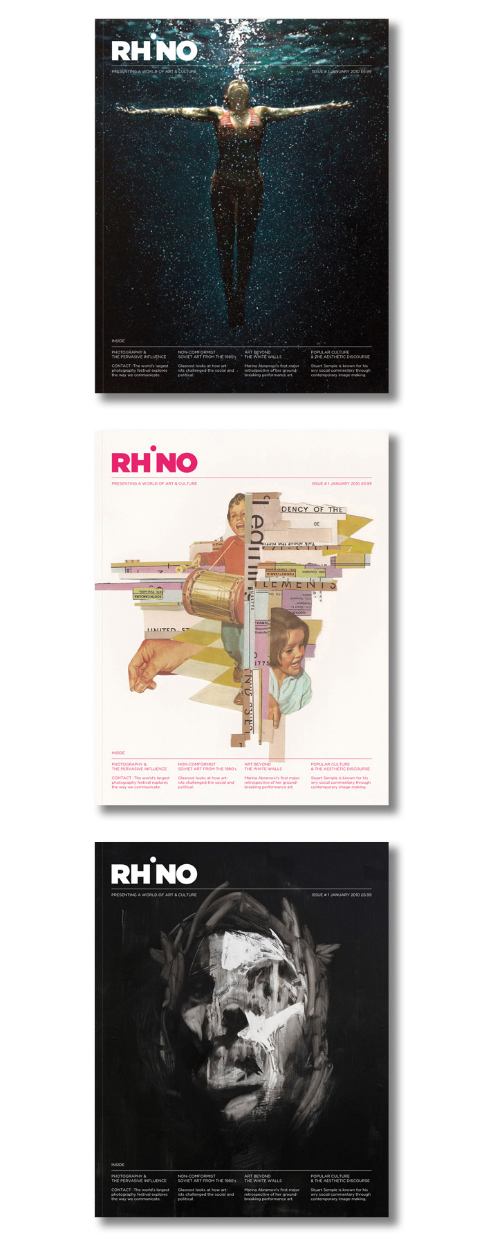 Mads Thorsoe / Magazine concept - Rhino