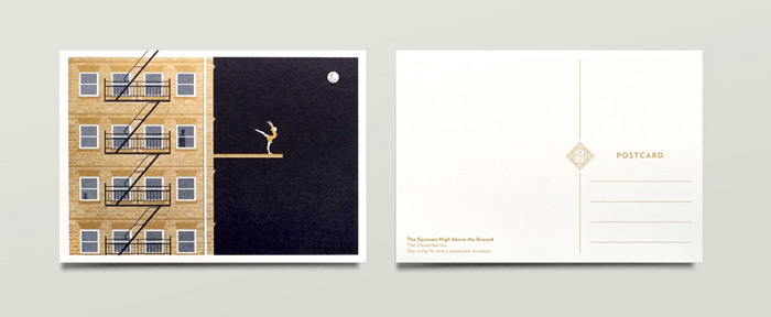 Jono Garrett: Wedding Materials / on Design Work Life