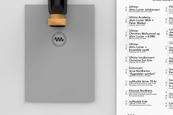 Non-Format: nyMusikk / on Design Work Life