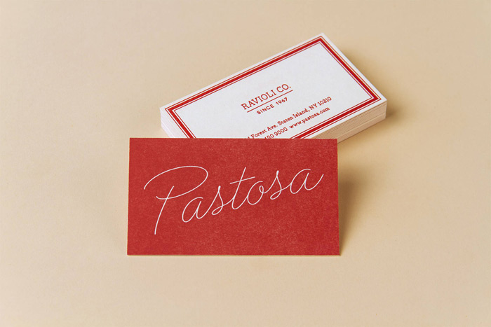 Naomie Ross & Daniel Renda: Pastosa / on Design Work Life