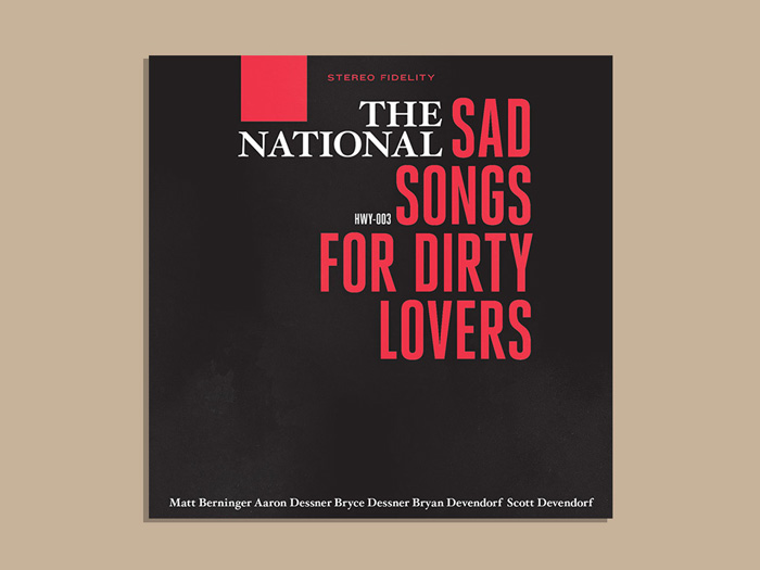 The National - Sad Songs For Dirty Lovers (2003)