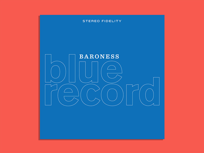 Baroness - Blue Album (2009)