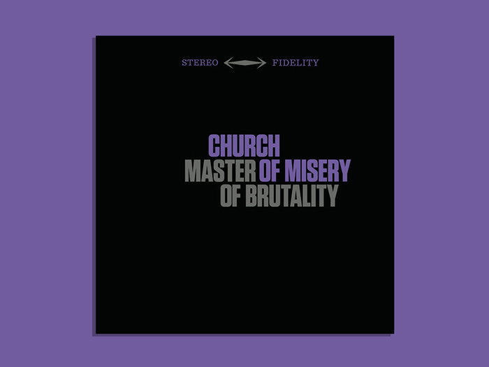 Church Of Misery - Master of Brutality (2001)