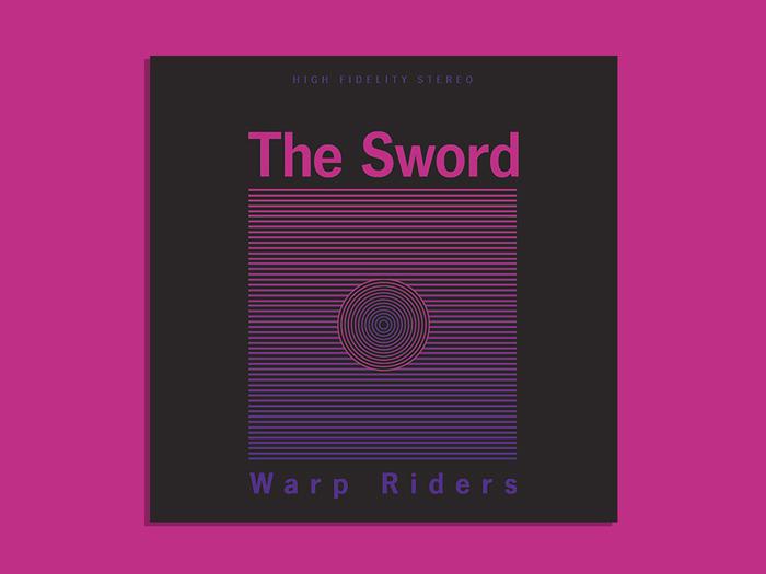 The Sword - Warp Riders (2010)
