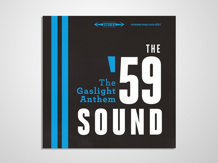 The Gaslight Anthem - The 59' Sound (2008)