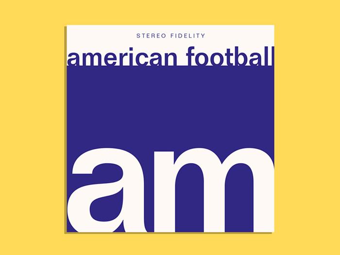 American Football - American Football (1999)
