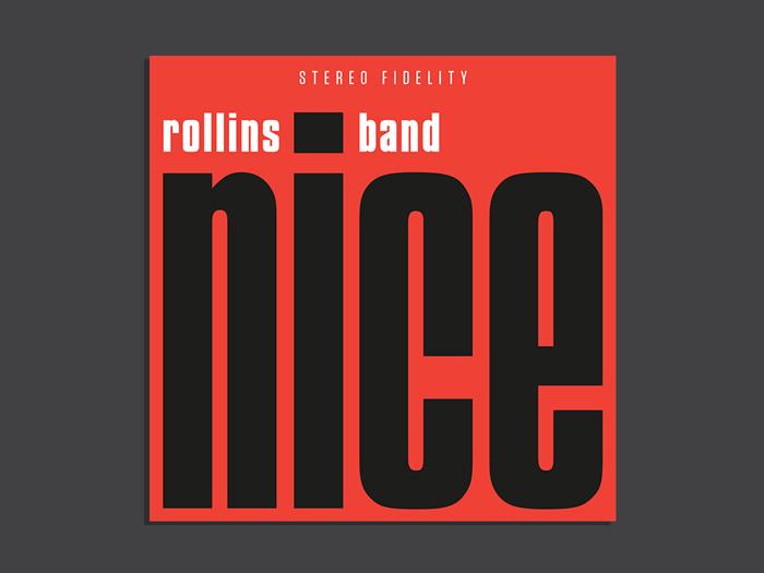 Rollins Band - Nice (2001)