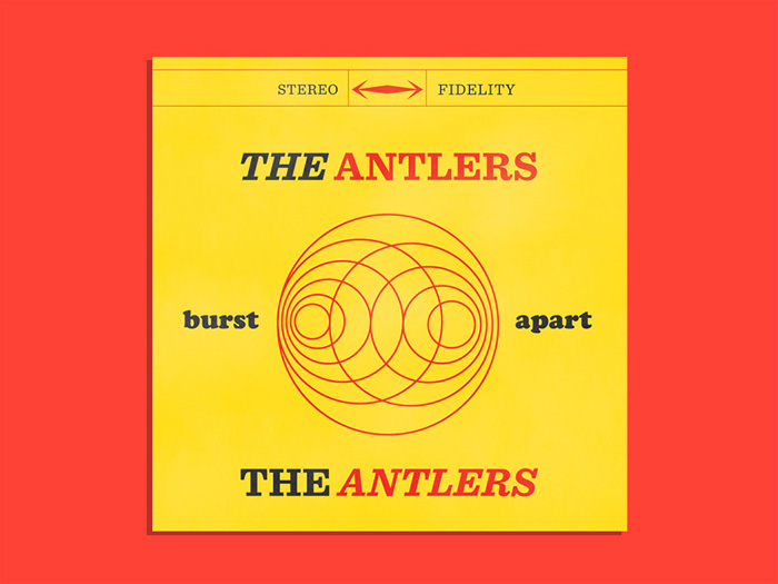 The Antlers - Burst Apart (2011)
