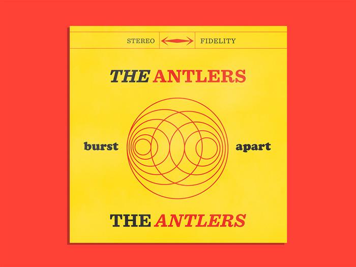 The Antlers - Burst Apart (2011)