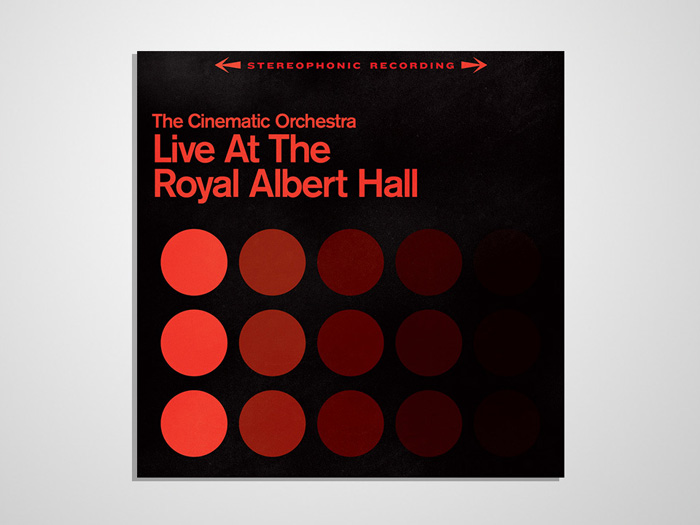 The Cinematic Orchestra - Live At Royal Albert Hall (2008)
