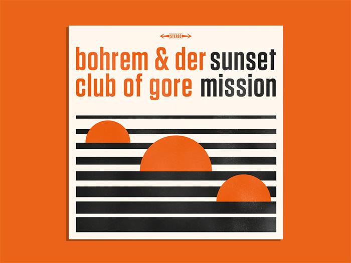 Bohren & Dder Club Of Gore - Sunset Mission (2000)