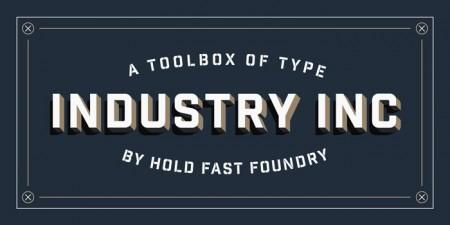 Type Love: Industry Inc / on Design Work Life