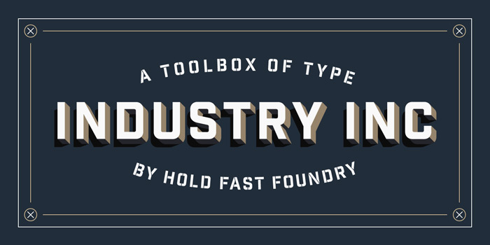 Type Love: Industry Inc / on Design Work Life