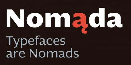 Type Love: Nomada / on Design Work Life