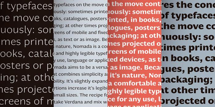 Type Love: Nomada / on Design Work Life