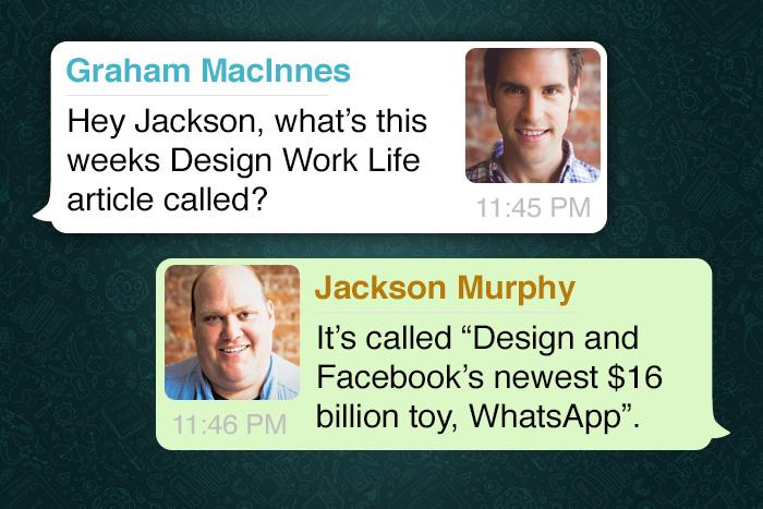 WhatsApp-design work life 2
