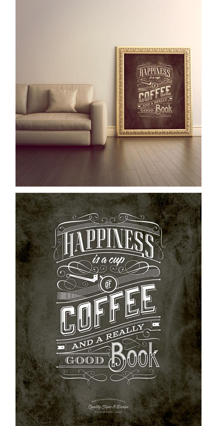Alliteration Inspiration: Coffee & Currency / on Design Work Life