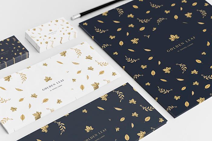 Alliteration Inspiration: Gold & Grains / on Design Work Life