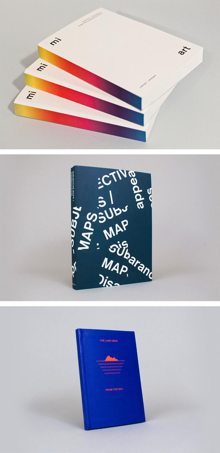 Andren / Book cover designs