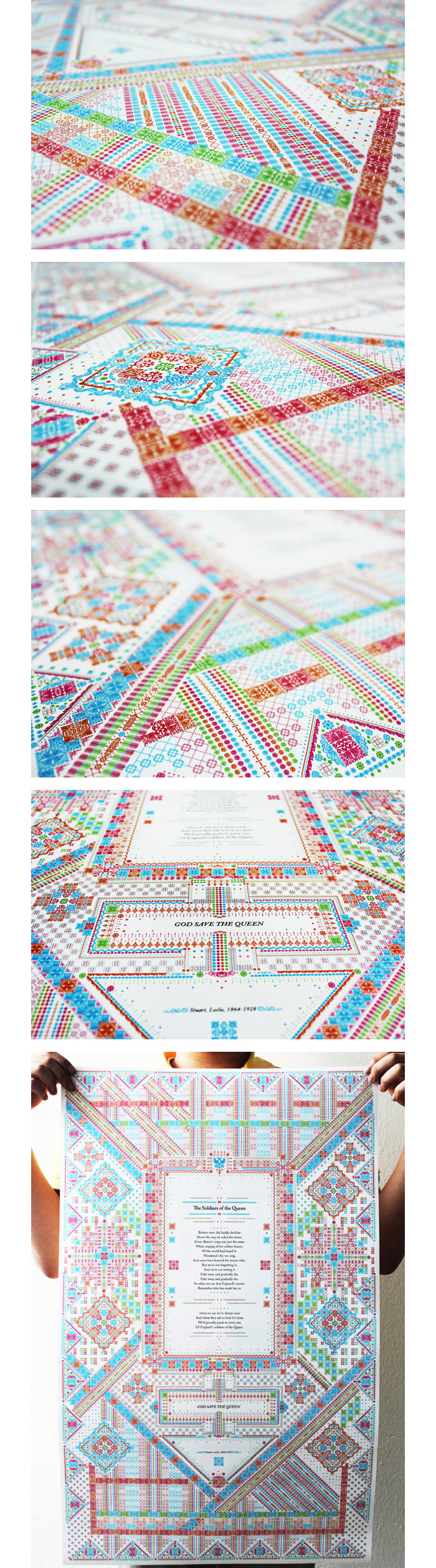 Won-kyoung Seo / Pattern & poster design