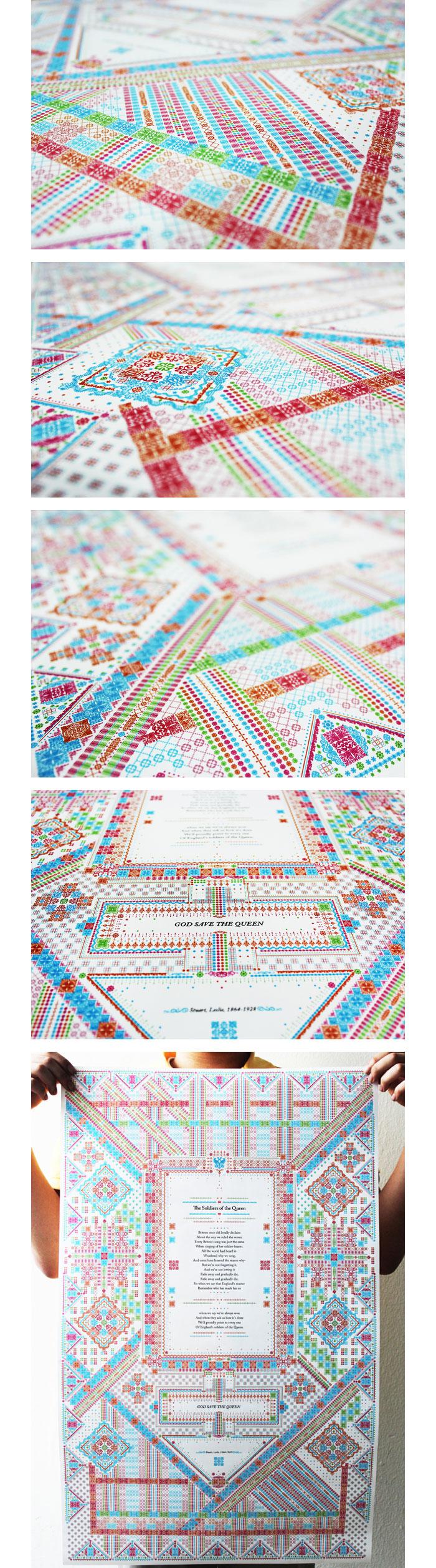 Won-kyoung Seo / Pattern & poster design