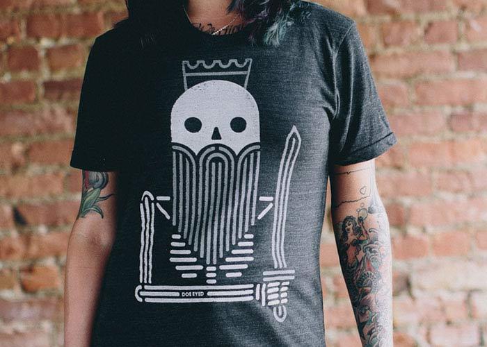Doe Eyed / T-shirt design