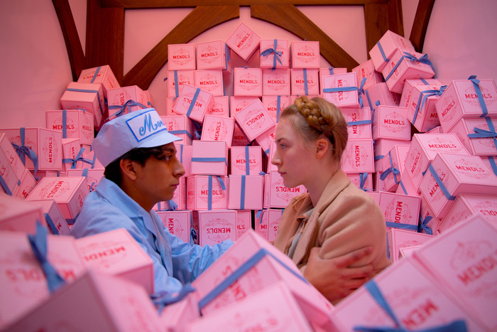 Grand Budapest Hotel Graphics / on Design Work Life