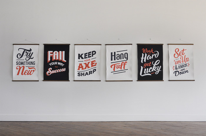 Bryan Patrick Todd: Banner Year / on Design Work Life