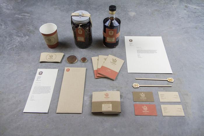 Clarke Harris: General Cafe / on Design Work Life