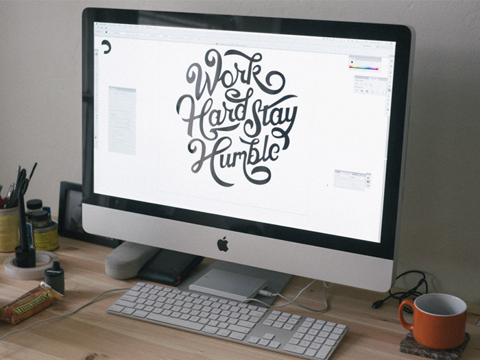 Clarke Harris: Work Hard Stay Humble / on Design Work Life