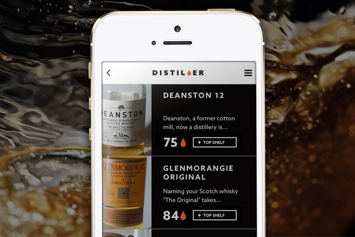 Distiller - Design Work Life