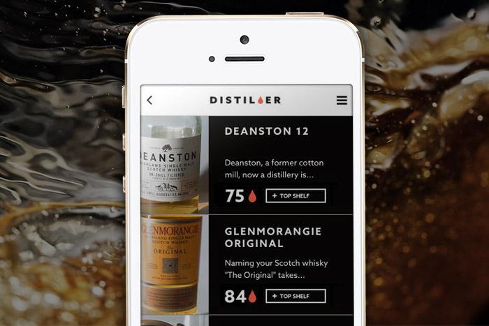 Distiller - Design Work Life
