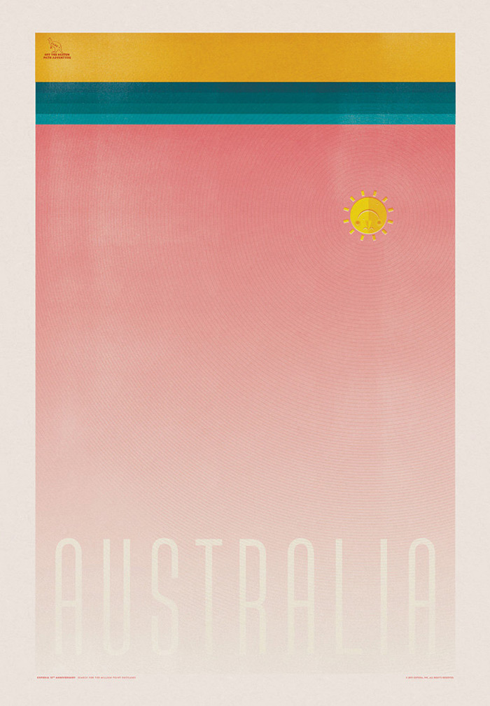 Etsy Finds: Vintage Poster / on Design Work Life